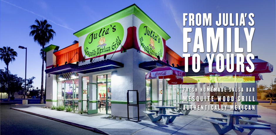Julia's Mesquite Mexican and Burgers