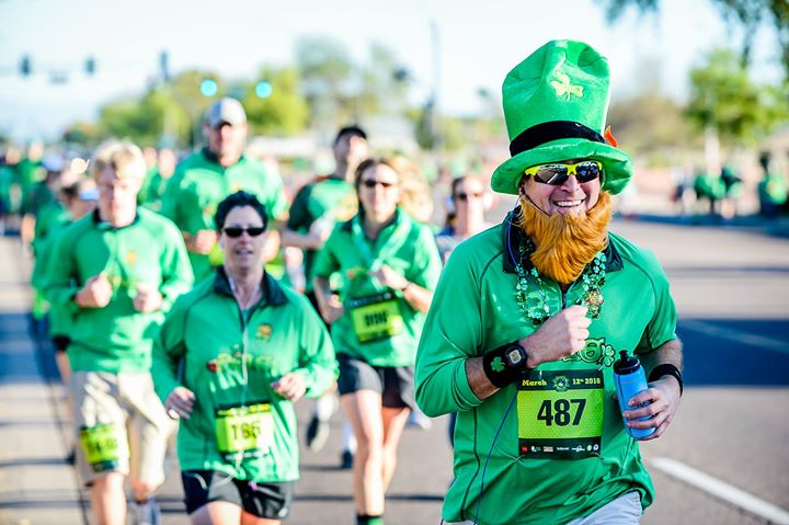 kiss me I'm irish run